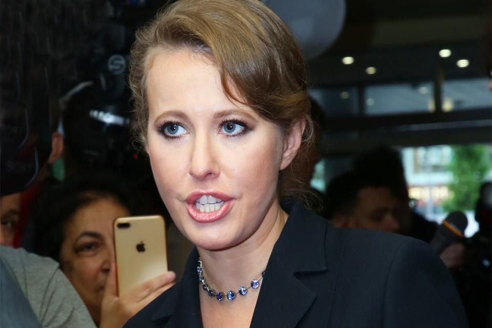 Ксения Собчак рассказала, почему не общается с сестрой.