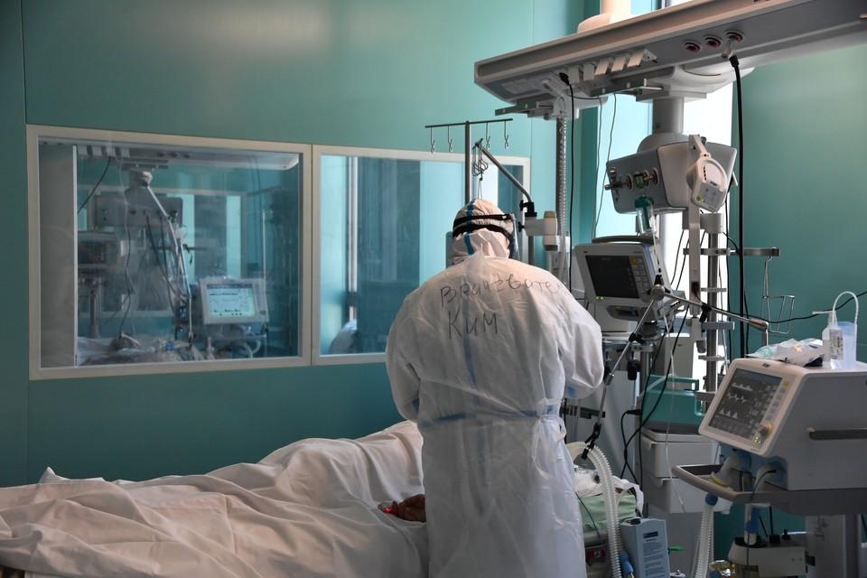 В Москве умерли 10 пациентов с коронавирусом