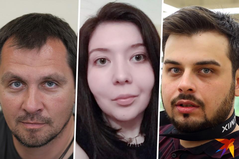 Журналисты задержаны уже третьи сутки