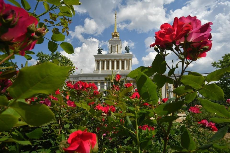 «ВДНХ – визитная карточка Москвы