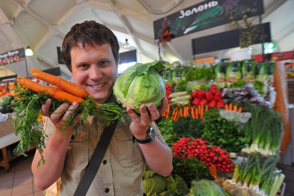 Из-за коронавируса россиянам стали доступны капуста да морковь.