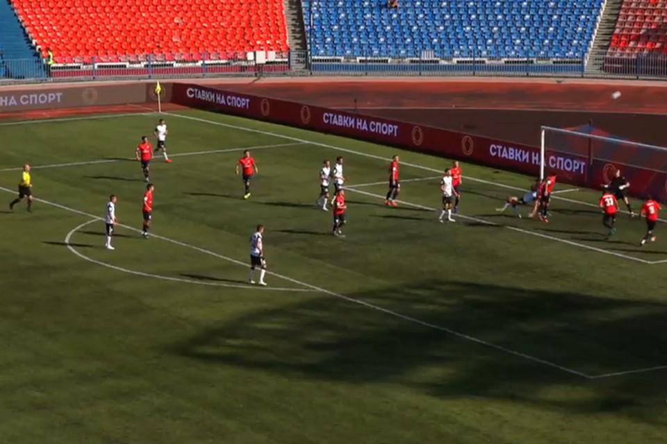 Московское «Торпедо» прервало беспроигрышную серию «СКА» выиграв со счетом 4:2