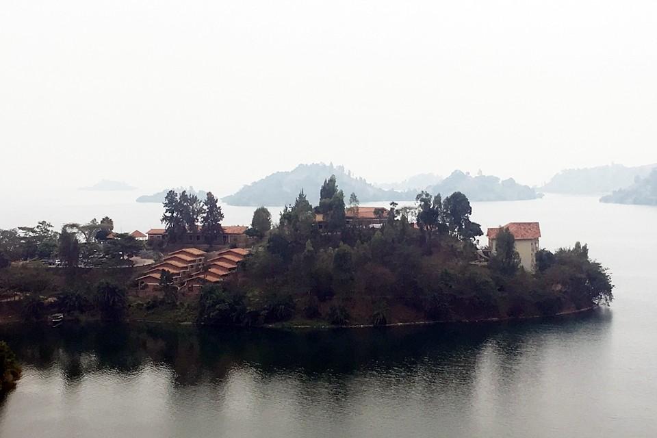 Озеро Киву в Руанде!