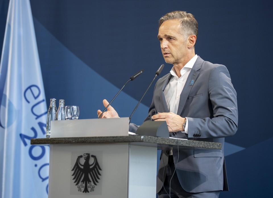Глава МИД Германии Хайко Маас заявил, что обследование Навального продолжается, появляются новые данные