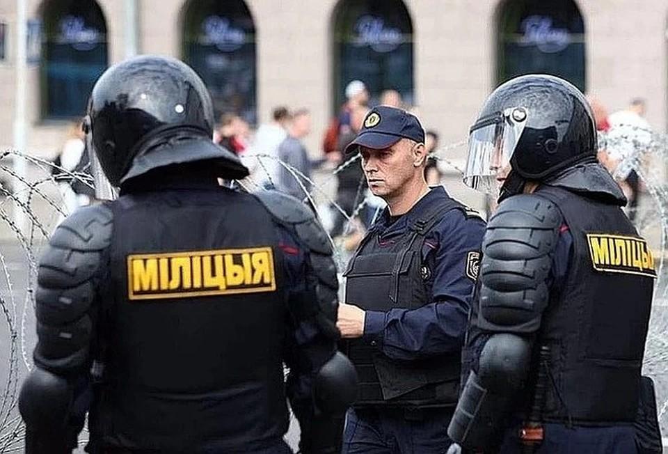 МВД Белоруссии пообещало применить силу, если протестующие прибегнут к силовым методам