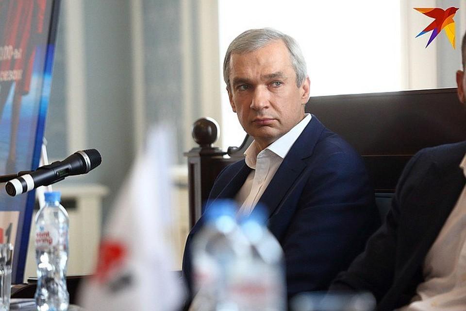 Павел Латушко планирует вернуться в Беларусь.