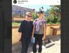 Ксения Собчак приехала в Шиханы для съемки материала по «отравлению» Навального