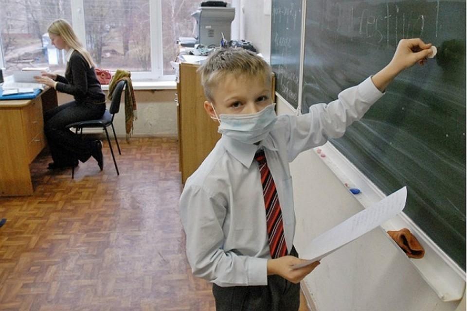 Учащиеся четырех кузбасских школ заболели коронавирусом