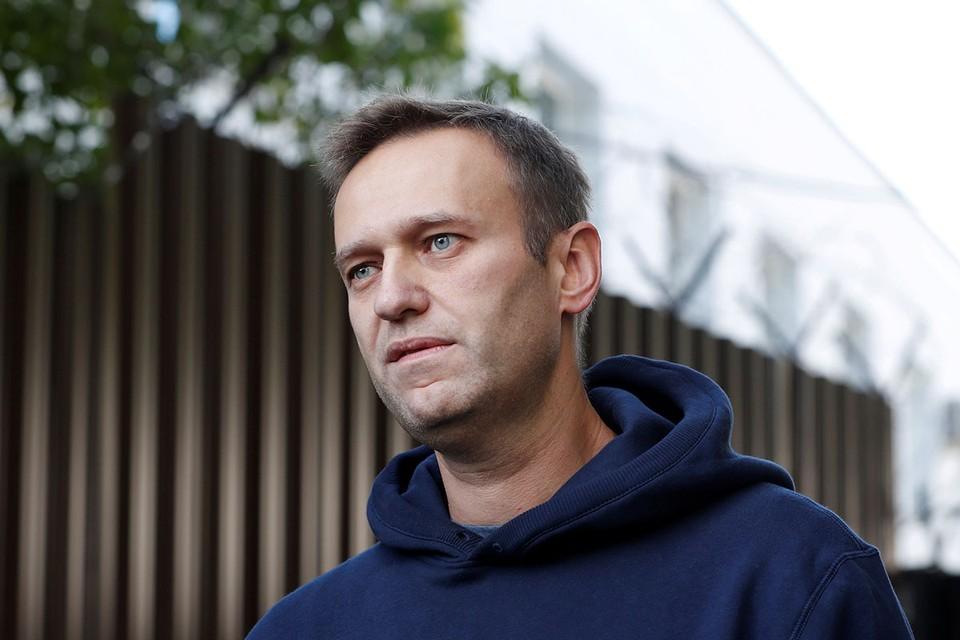 Один за другим посыпались сливы в немецких изданиях о происходящем с оппозиционером Алексеем Навальным.