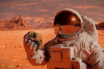 Наука не стоит на месте: Станет ли Марс новым туристическим курортом