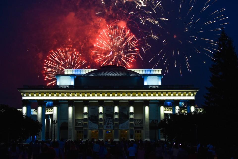 Новосибирск снова хотят сделать столицей России