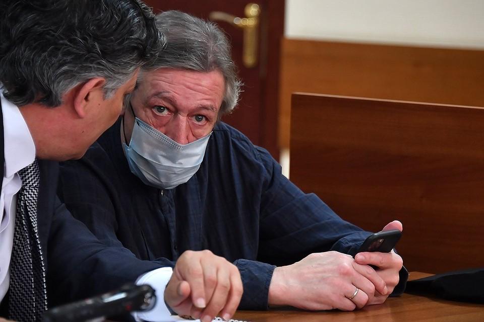 Ефремова в суде может представить новый адвокат
