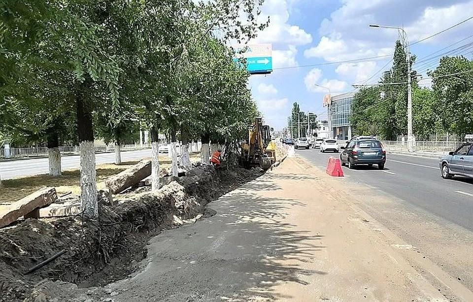 У проспекта Жукова появится не только дополнительная полоса на дороге, но и благоустроенная прогулочная зона.