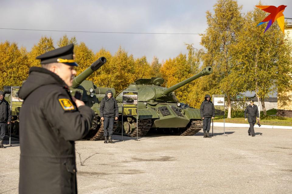 Все танки, даже времен Великой Отечественной войны, на ходу.