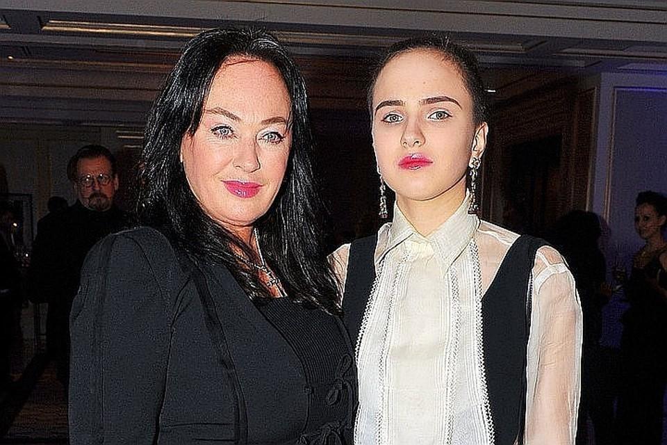 У дочери Ларисы Гузеевой Ольги непростой характер.