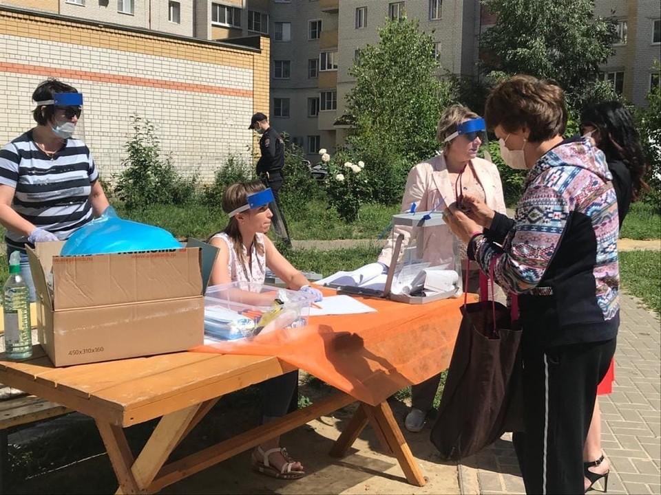 В выборах приняли участие почти 62% жителей региона