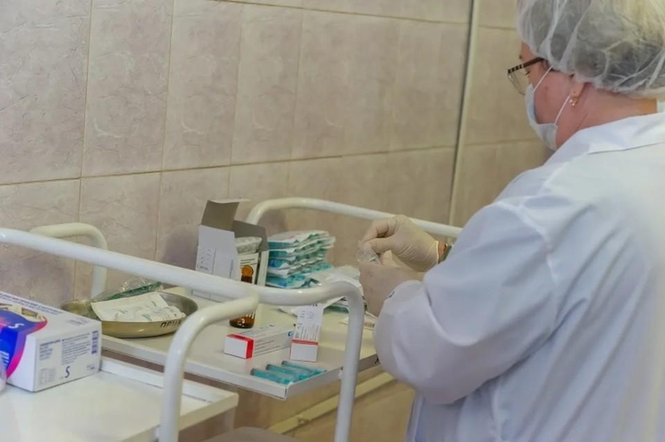 В Санкт-Петербург поступила первая партия вакцины от коронавируса.