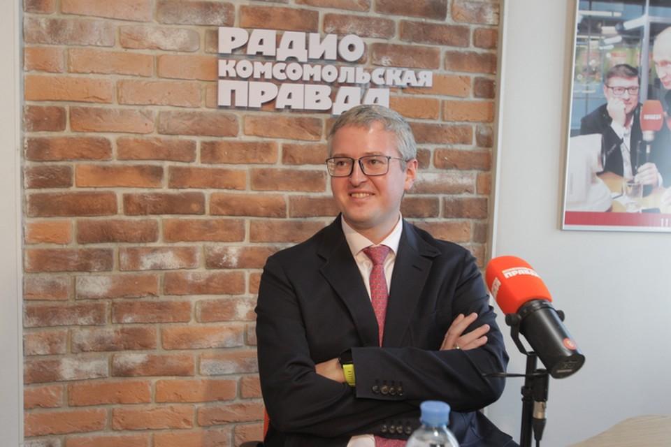 Биография избранного губернатора Камчатского края Владимира Солодова