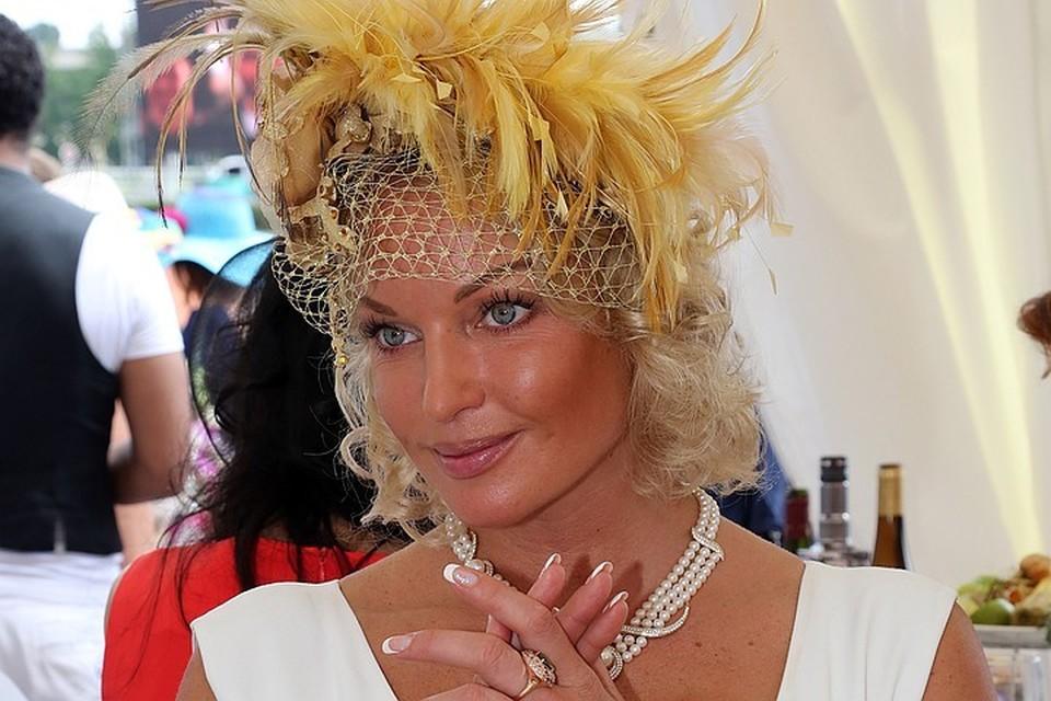 Анастасия Волочкова разразилась гневной отповедью в адрес Игоря Вдовина и его свадьбы