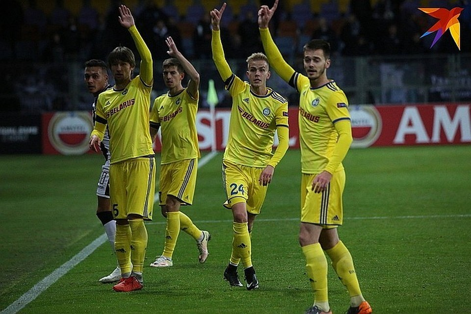 Футболисты не примут участия в игре второго квалификационного раунда Лиги Европы против ЦСКА, которая состоится 17 сентября в Софии