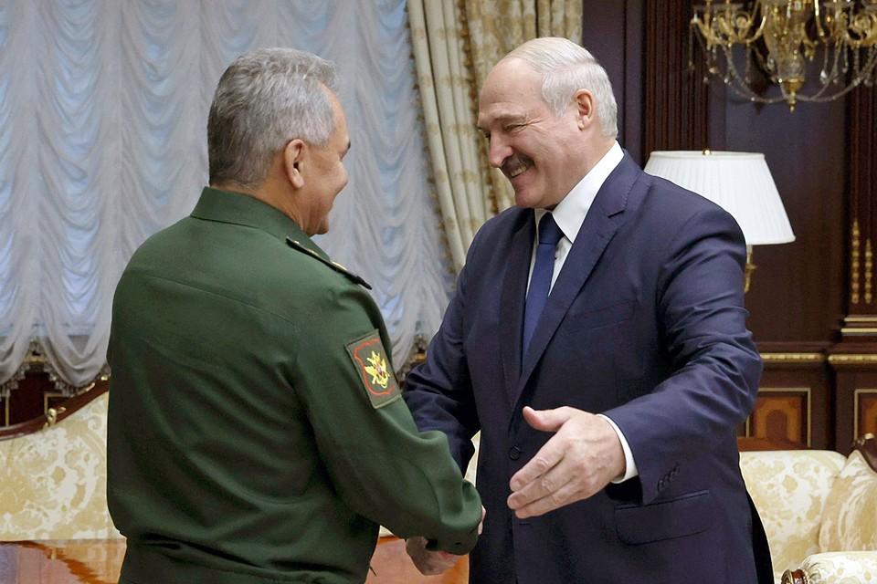 """Лукашенко подчеркнул, что никому не удастся """"забить клин"""" между Россией и Белоруссией. Фото: Максим Гучек/БелТА/ТАСС"""