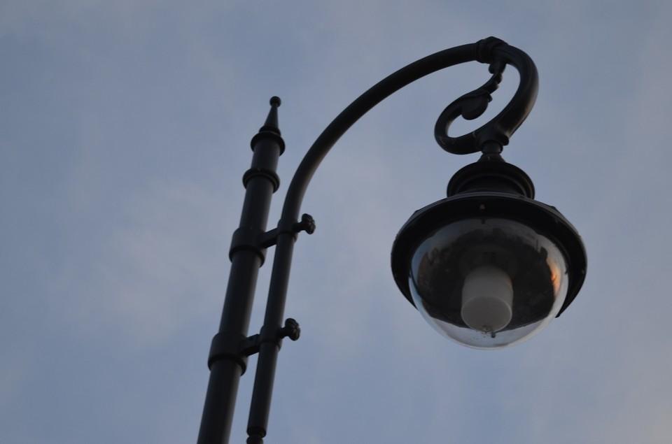 На Ливенской в Орле восстановят освещение