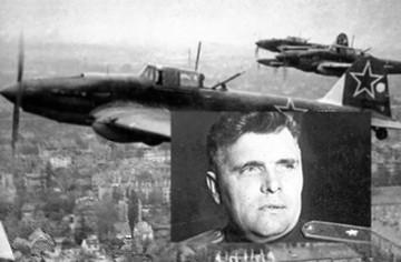 Имена Победы: знаменитый летчик Михаил Водопьянов первым нанес по Берлину авиаудар