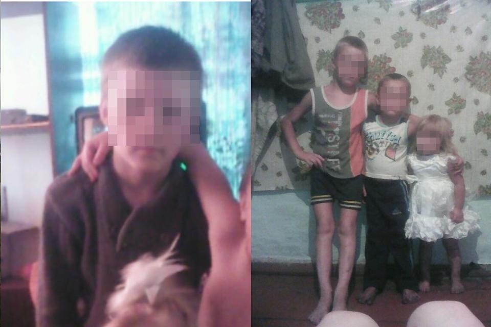 Мальчик из многодетной семьи не раз был в полиции, но в реанимации оказался впервые. Фото: соцсети