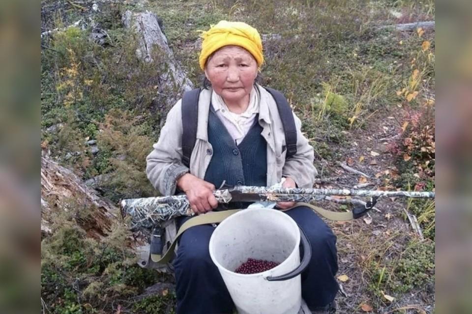 Анна Дьячковская в прошлом заядлая охотница Фото: joker.ykt.ru
