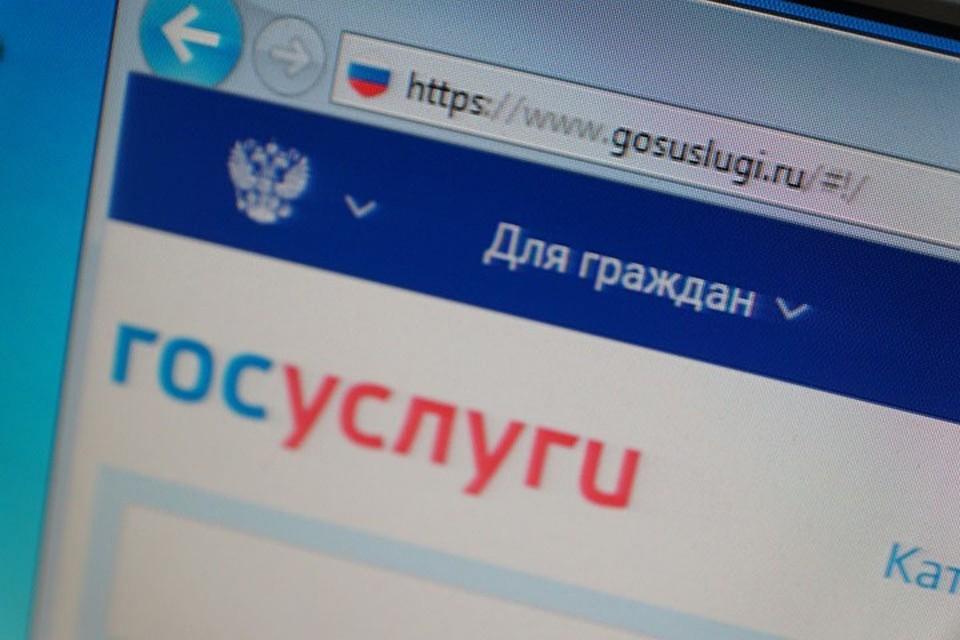 Более 50% россиян воспользовались электронным оформлением госуслуг в пандемию