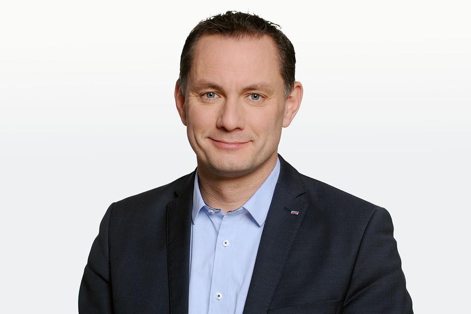 Лидер партии «Альтернатива для Германии» Тино Крупалла