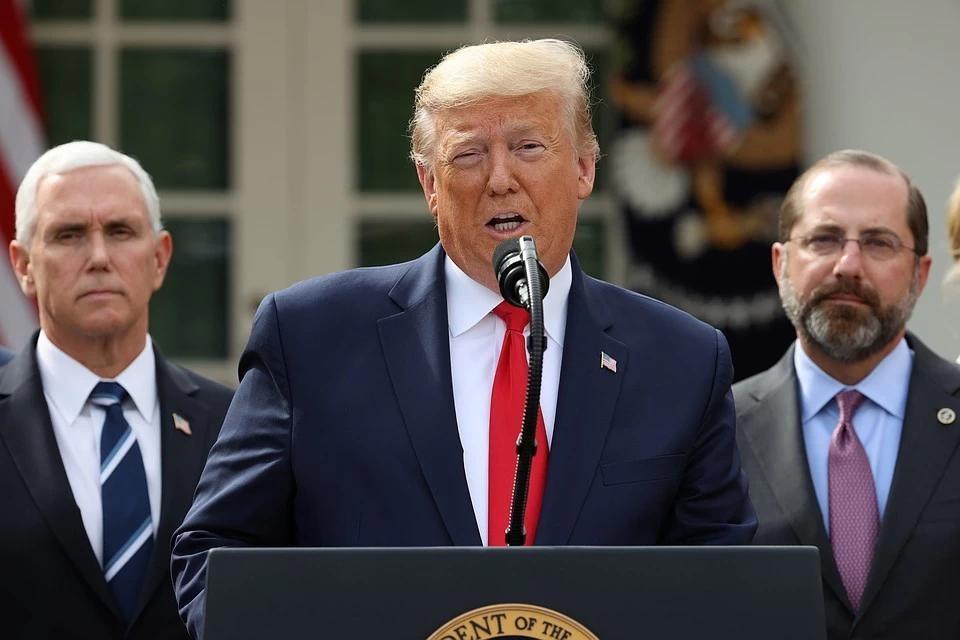 Трамп назвал условие для помилования Ассанжа
