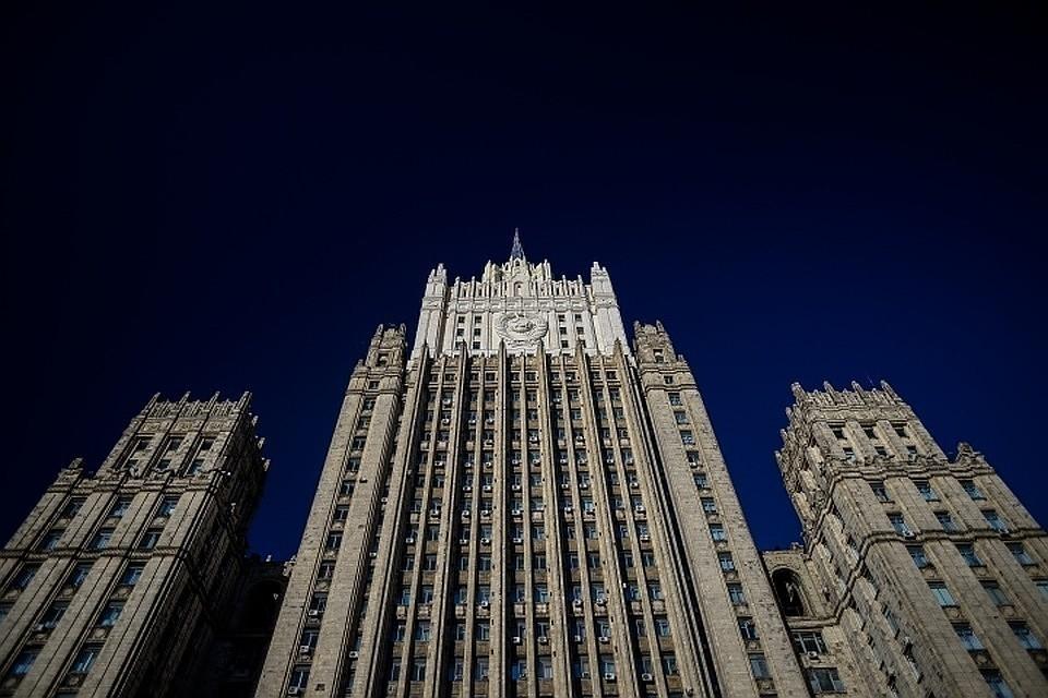 МИД РФ: Запад в ситуации с Белоруссией продвигает свои корыстные интересы