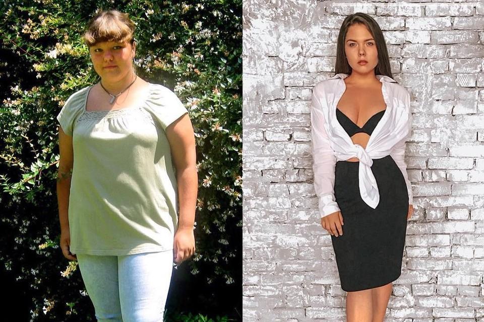 «Носила бабушкины блузки»: сибирячка похудела на 40 килограммов и сталамоделью