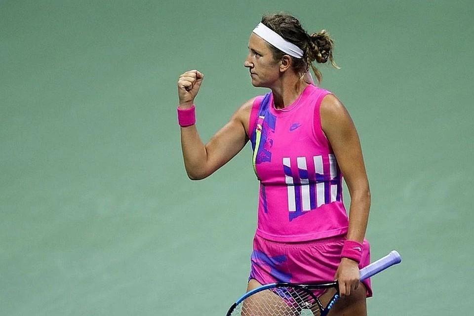 Виктория Азаренко. Фото: WTA (Getty Images).
