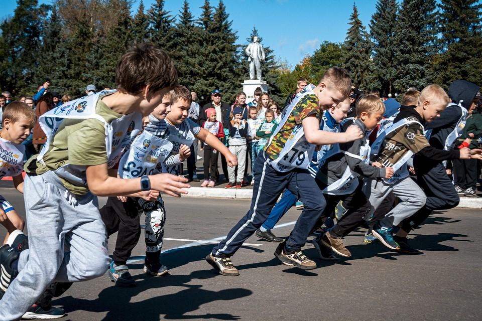 Забеги прошли во Ржеве. Фото: ПТО