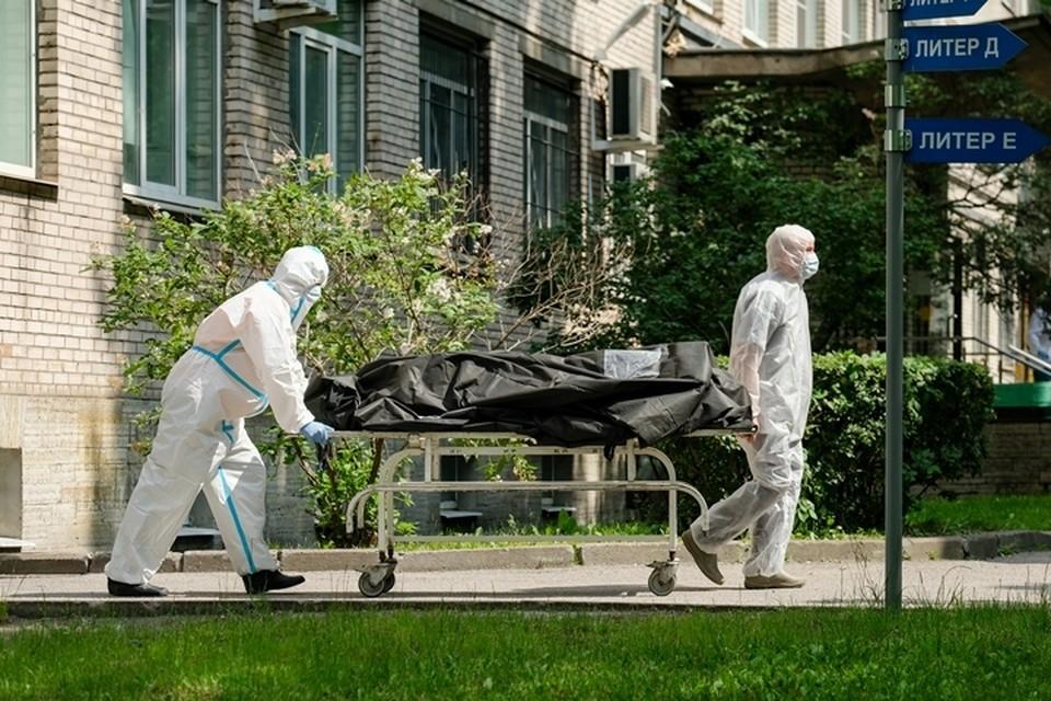 Еще два пациента скончались от коронавируса в Кузбассе