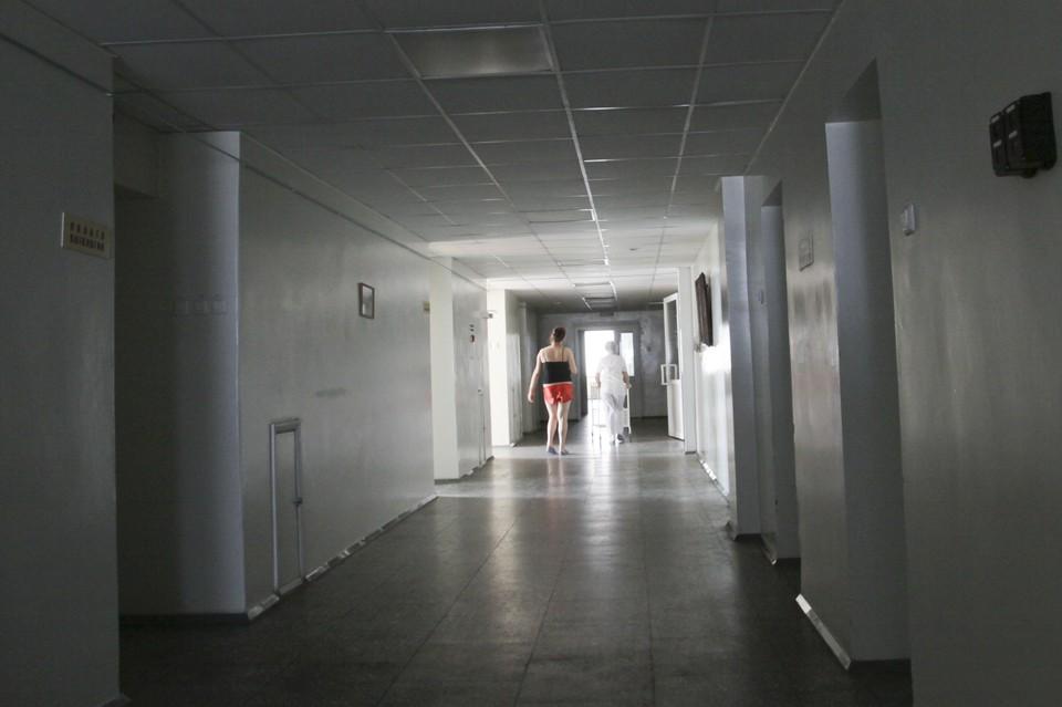 В здании должны были провести капремонт, однако из-за пандемии отложили