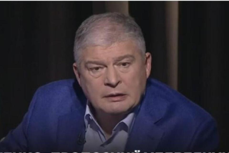 Экс-министр транспорта Украины и связи Евгений Червоненко