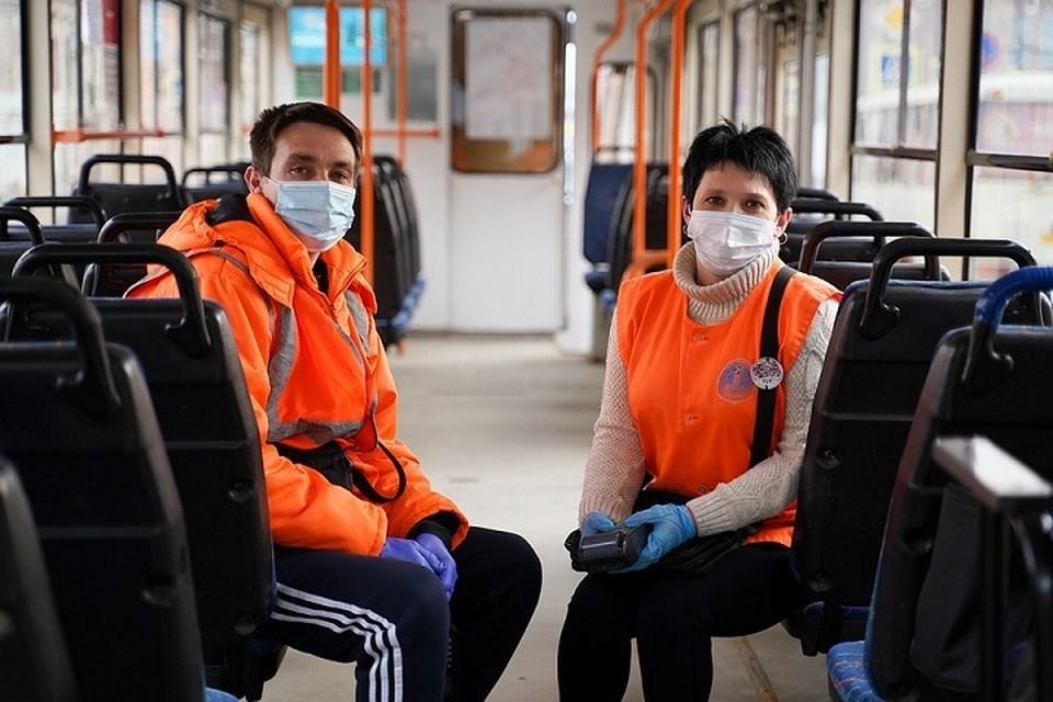 Транспорт не тронется, если кто-то из пассажиров не будет в маске