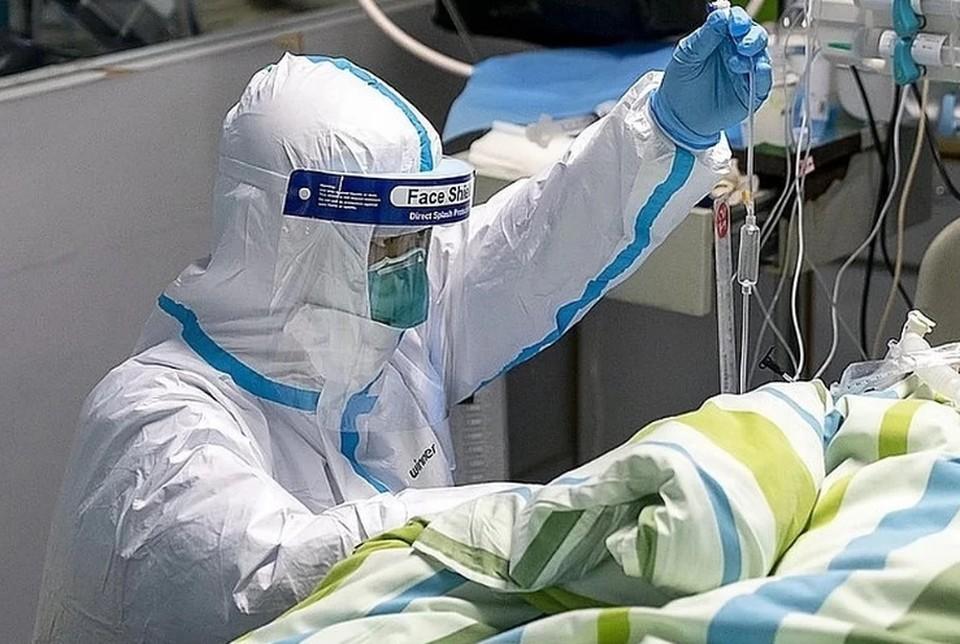 В России за сутки выявили более 6 196 новых случаев коронавируса