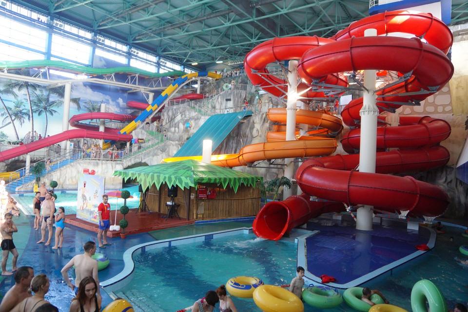 Работать аквапарки могут уже с 22 сентября.