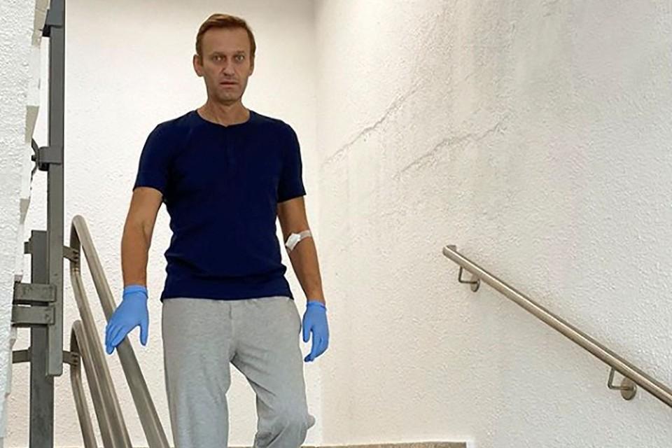 Мы собрали свежие новости о состоянии здоровья Алексея Навального на 22 сентября 2020 года