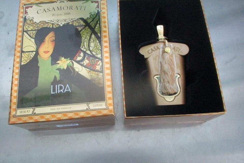 Таможенники обнаружили более 200 упаковок шведской парфюмерной продукции