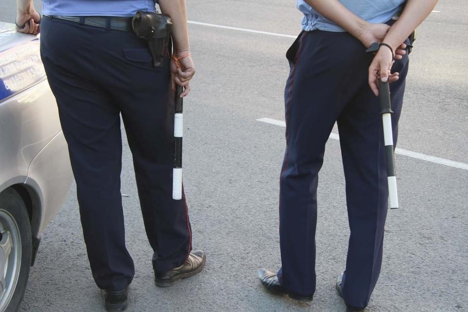 Мужчина был задержан сотрудниками отдельного батальона ДПС