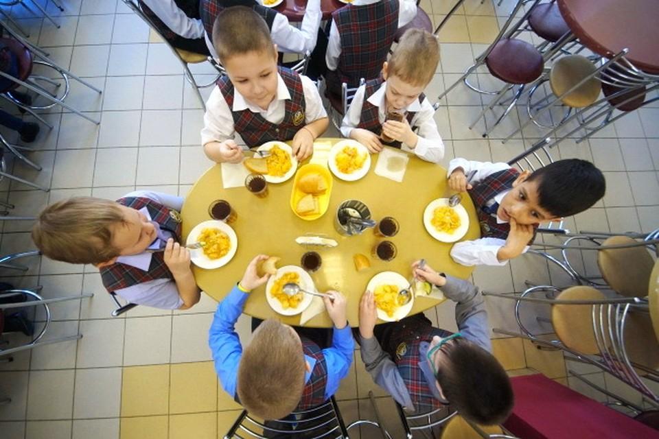 Новое меню разработано для всех 78 муниципальных школ Владивостока