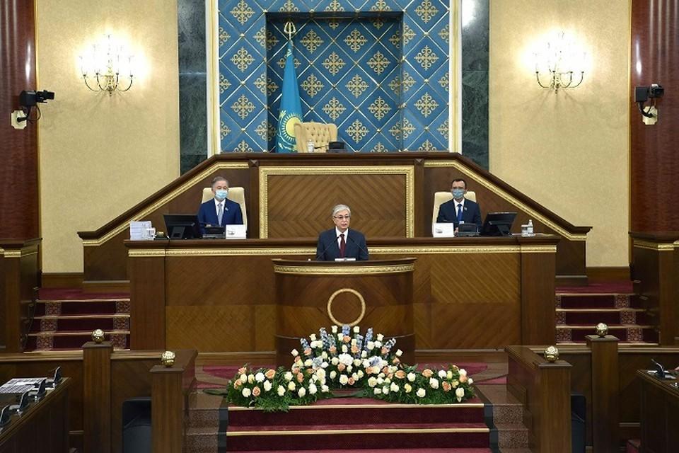 Мотивы создания новых государственных органов прозвучали в ежегодном Послании к народу Казахстана президента Касыма-Жомарта Токаева 1 сентября.