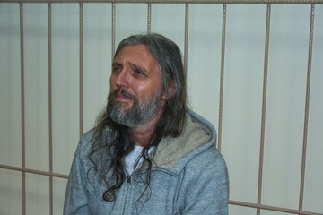 Лже-Христа Виссариона и его помощников арестовали в Новосибирске, несмотря на их пламенные речи в суде