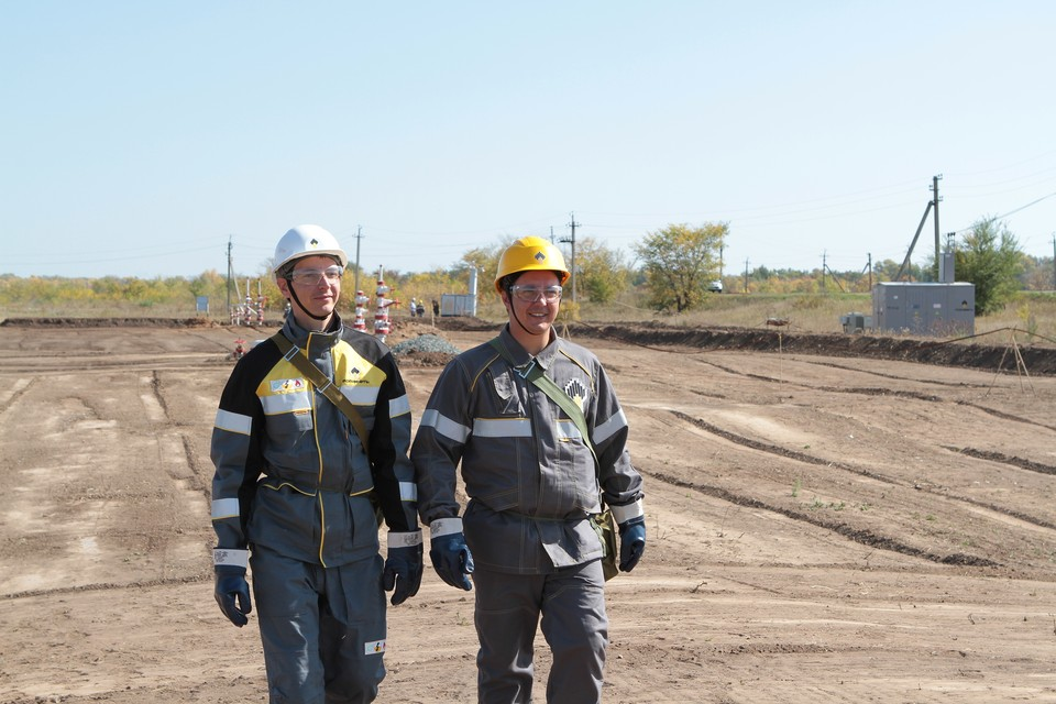 Операторы добычи нефти не дают скудеть скважинам Мухановского месторождения.Фото: АО «Самаранефтегаз»