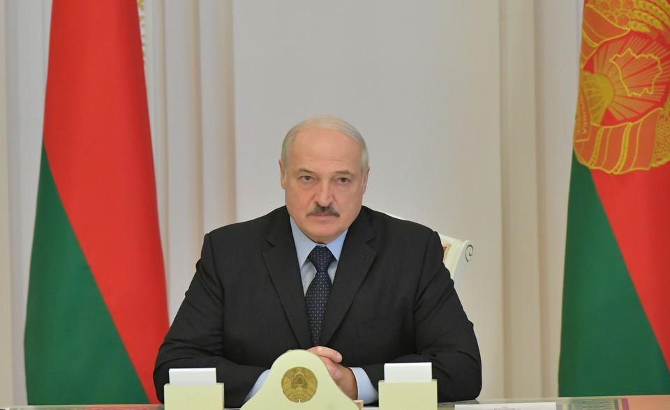 Лукашенко вступил в должность президента с чувством гордости за белорусов